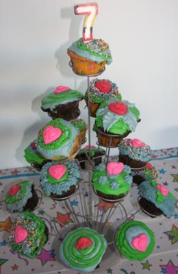 Nightmare Christmas 21st Birthday Cake Cakes