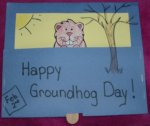 Groundhog Day Craft Idea