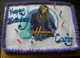 Hannah Montana Cake Shared by Charlotte
