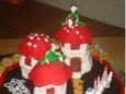 Naughty Elves Cake