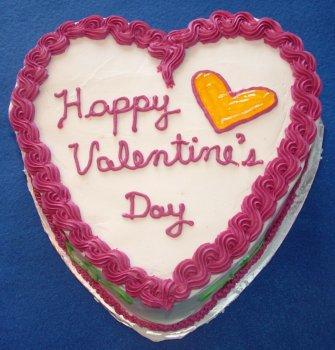 Valentine's Cake Idea