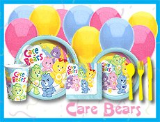 Care Bear Party Ideas