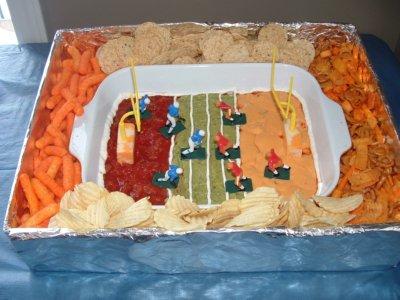 Super Bowl Party Dip