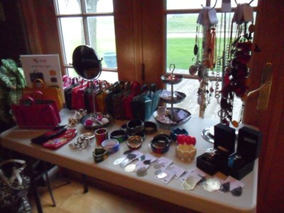 Purse Party Jewellery and Accessories