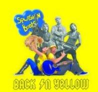 Splash 'N Boots Back 'N Yellow
